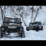 Деф vs Гелик) Пролог Ладоги — То что мы обещали никогда не делать зимой) Саша порвал новый конфиг!